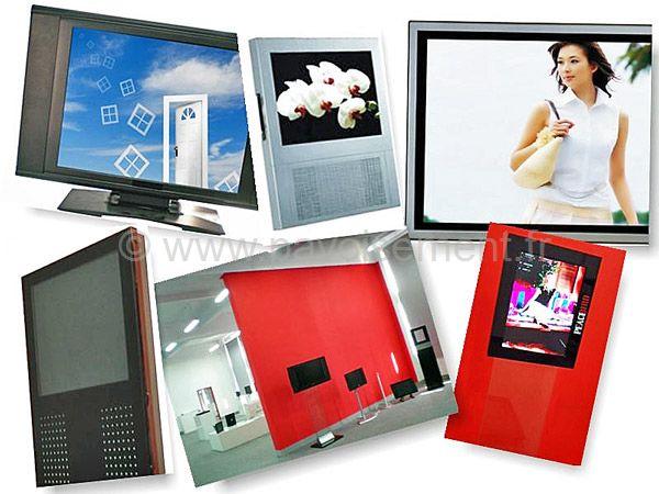Écran vidéo LCD PLV