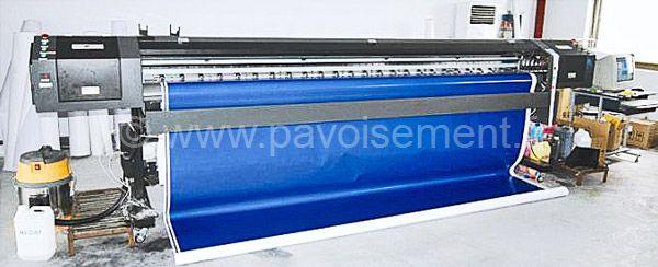 Présentoirs promotionnels PLV : imprimante
