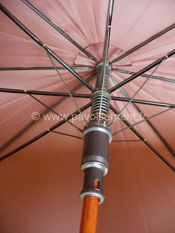 Parapluie publicité promotion la structure
