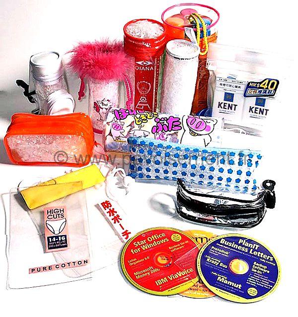 objet promotionnel : collection de sac pour produits de beauté - Ligne sac et trousses « Kid »
